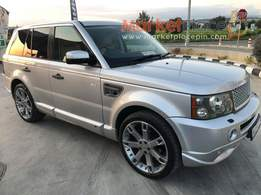 Land Rover, Range Rover, Sport, 2.7L, 2006, Automatic