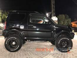 Suzuki, Jimny, 1.5L, 2001, Manual