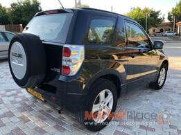Suzuki, Grand Vitara, 1.6L, 2006, Manual