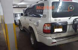 Toyota, Land Cruiser, 4.7L, 2002, Automatic