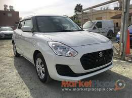 Suzuki, Swift, 1.2L, 2017, Automatic