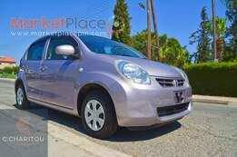 Toyota, Passo, 1.0L, 2013, Automatic