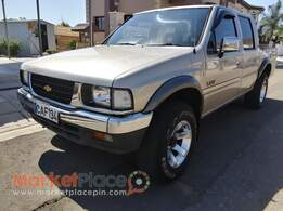 Chevrolet, Luv, 2.8L, 1993, Manual