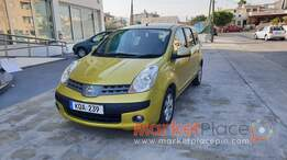 Nissan, Note, 1.5L, 2007, Automatic