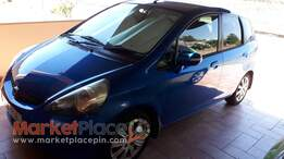 Honda, Jazz, 1.3L, 2006, Automatic