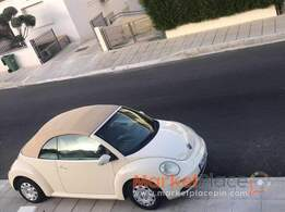 Volkswagen, Beetle, 1.6L, 2007, Manual