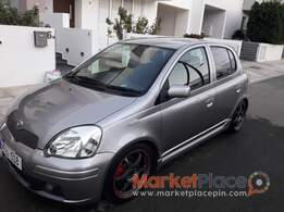 Toyota, Vitz, 1.5L, 2003, Manual