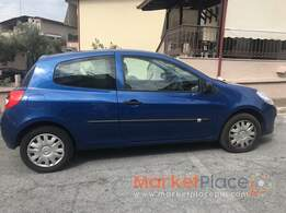 Renault, Clio, Electric, 2007, Manual