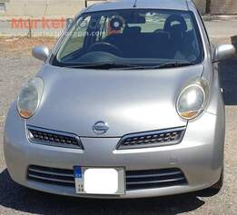 Nissan, March, 1.2L, 2009, Automatic