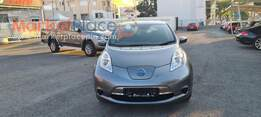 Nissan, Leaf, Electric, 2016, Automatic