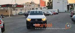 Toyota, Hilux, 2.4L, 2016, Manual