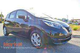 Nissan, Note, 1.2L, 2017, Automatic