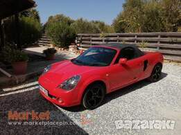 Toyota, MR2, 1.8L, 2006, Automatic