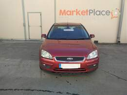 Ford, Focus, 1.6L, 2007, Manual