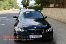BMW, 3-Series, 318, 1.8L, 2007, Automatic