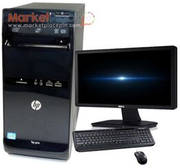 "HP 3500 i3 /SSD/19""MONITOR/8GB Ram"