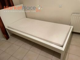 IKEA Single Beds with Mattress (7months old)