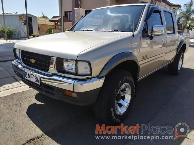 Chevrolet, Luv, 2.8L, 1993, Manual - Xylofagou, Larnaca