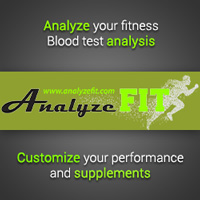 AnalyzeFIT - Analyze your fitness Blood test analysis