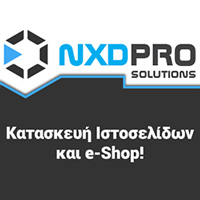 NXDPRO Solutions - Web design and development